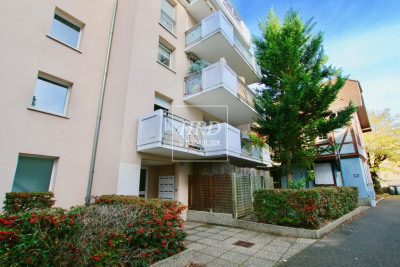Appartement 2 pièces + terrasse