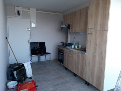 Limoges T2 meublé de 30 m² en cours de rénovation