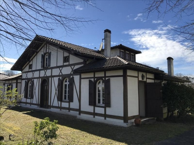 Maison basco-landaise