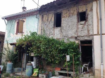 Maison de village à rénover entièrement