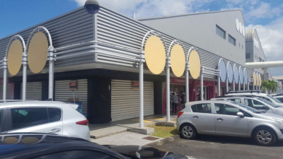 Vente Local commercial Baie-Mahault
