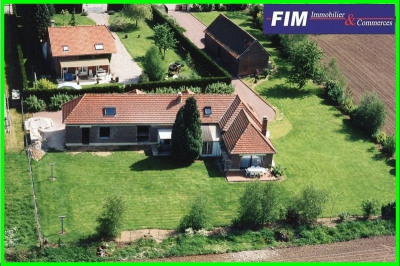 Maison de campagne proche du littoral haut normand et côte picar