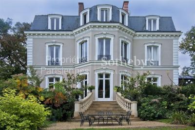 Achat bien de luxe le de france vente bien de prestige le de france - Maison a vendre en france pas cher ...