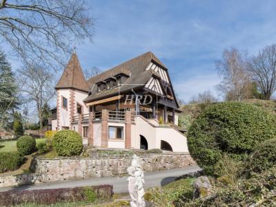 Belle villa proximité Molsheim