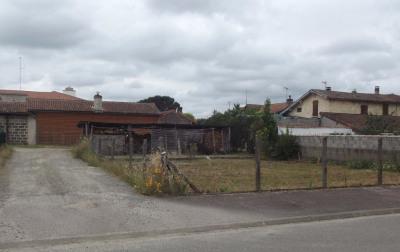 Terrain Morcenx 612 m²