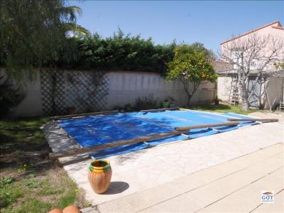 Villa 4 faces piscine