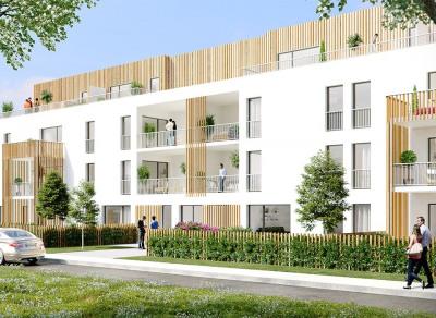 Appartement 4 pièces (Villenave d ornon)