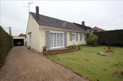Plain pied evin malmaison - 5 pièce (s) - 84 m²