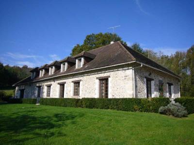 Maison isolée sur 3000 m²