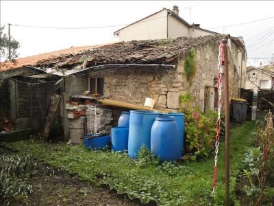 Garage + ruine