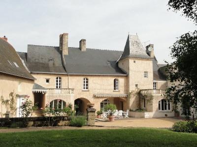 Hôtel Particulier avec maison secondaire