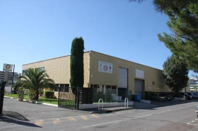 Location Local d'activités / Entrepôt Cannes la Bocca