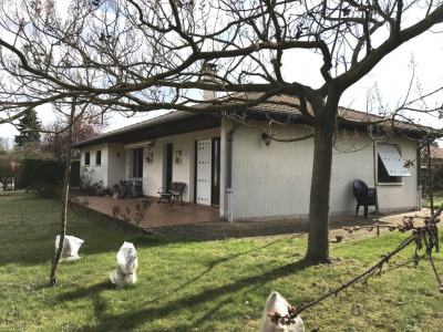 Villa 3 chambres de 94 m² avec jardin de 900 m²