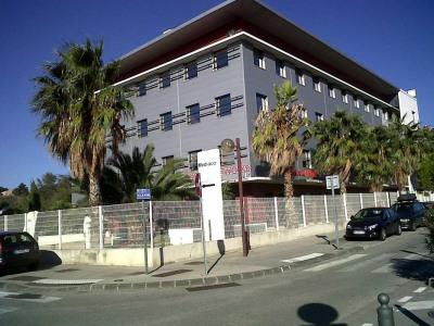 Location Bureau Marseille 16ème