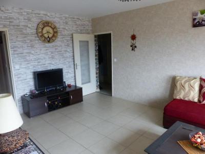 Appartement 3 chambres / double séjour / cave