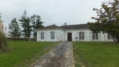 Maison semi enterrée