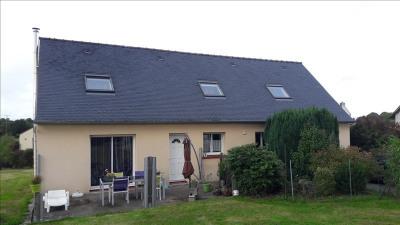 Maison contemporaine, 120 m² - Plouaret (22420)