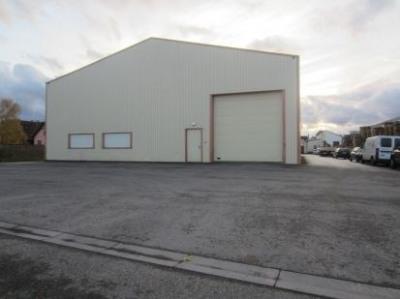 Location Local d'activités / Entrepôt Duppigheim