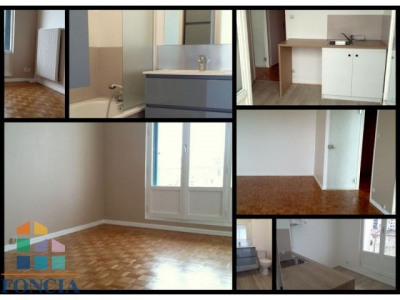 Decines 1 pièce 27,36 m²