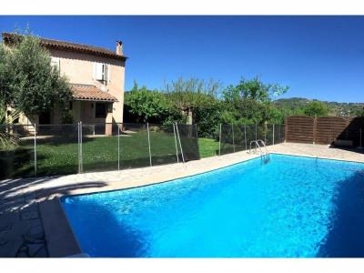 Vente Maison / Villa 4 pièces Grasse-(120 m2)-490 000 ?