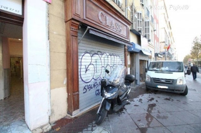 Location Local commercial Marseille 1er