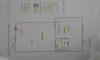 Local 48 m² timone