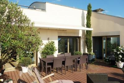 6 Pièces Exceptionnel duplex, terrasses 105m