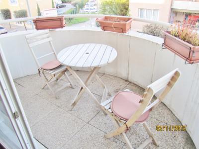 T1 avec balcon et garage