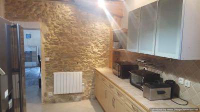 Maison en pierres T 5 rénovée et modernisée