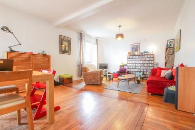 Appartement Asnières Sur Seine 4 pièces 100.44 m²