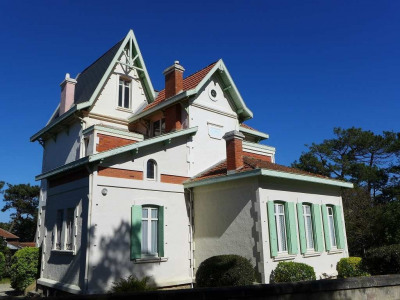 Magnifique villa balnéaire du début 1900