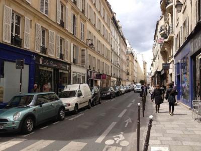 Cession de bail - Boutique - 50 m2 - Paris 4ème - Photo