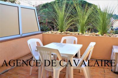 Appartement Studio à Cavalaire proche du centre ville