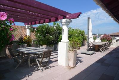 CIBOURE CENTRE - Appartement 4 pièces avec terrasse