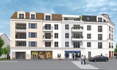 Vente Local commercial Le Blanc-Mesnil 1