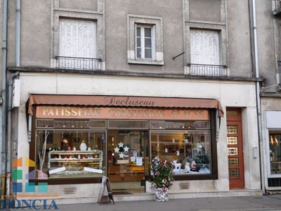 Vente Local commercial Blois