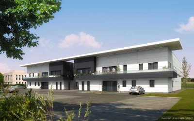 Vente Bureau Lacroix-Saint-Ouen