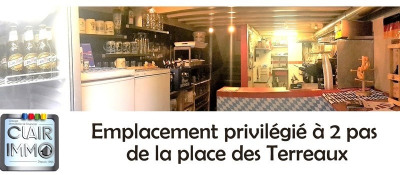 Vente Local commercial Lyon 1er