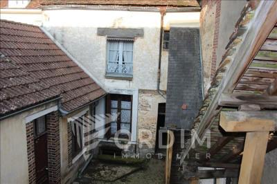 MAISON ANCIENNE ST FARGEAU - 5 pièce(s) - 120 m2