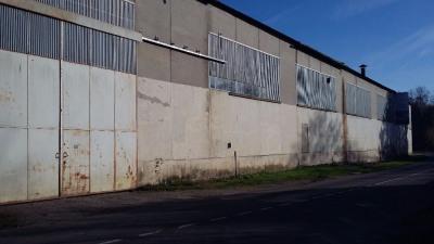 Vente Local d'activités / Entrepôt Verberie
