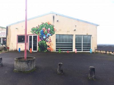 Location Local d'activités / Entrepôt Puymoyen