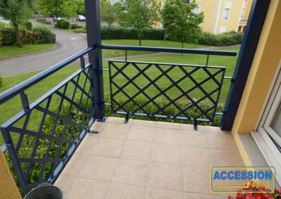 Appartement T4 Dijon TOISON 3 chambres + garage + parking