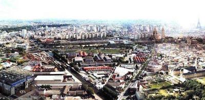Location Local d'activités / Entrepôt La Plaine Saint Denis