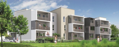 2 pièces 42.88m² avec balcon de 9m²