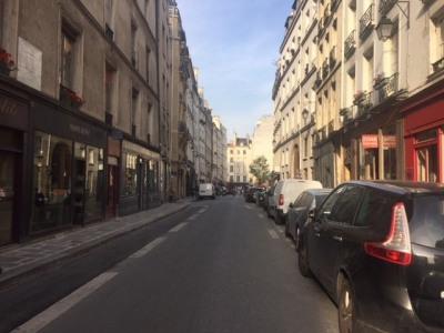 Cession de bail - Boutique - 70 m2 - Paris 4ème - Photo