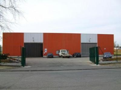 Location Local d'activités / Entrepôt Neuville-en-Ferrain