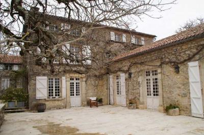Revenda residencial de prestígio - propriedade 11 assoalhadas - 300 m2 - Chazelles - Photo