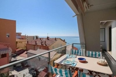 Vente appartement Menton 536 000€ - Photo 1