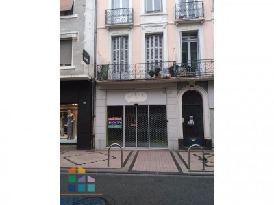 Location Local commercial Tarbes