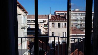 T2 balcon calme